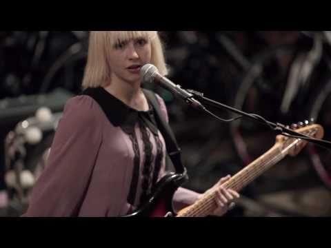 The Joy Formidable - Austere (Live on KEXP)