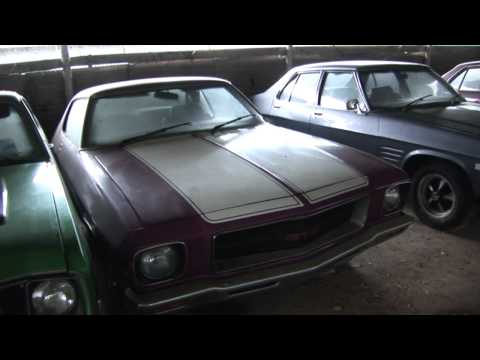 Gasolene S02E05 Muscle Car Barn Find Pt 1