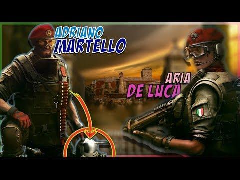 MAESTRO & ALIBI - TUTTI I DETTAGLI! [Operation Parabellum - Rainbow Six|Siege]