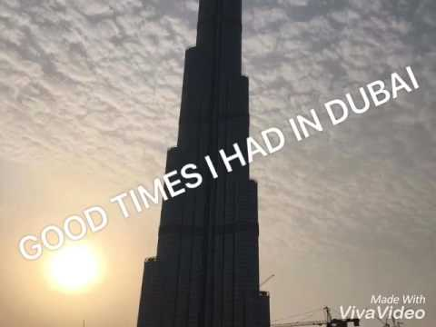 Times in Dubai