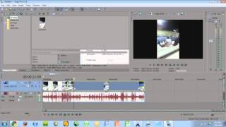 Sony Vegas Rotate Video Footage.