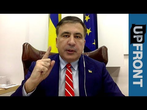Saakashvili: I 'crossed the paths of oligarchs' | UpFront (Headliner)