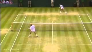 Boris Becker-Dive