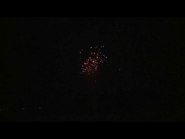 D92 Red Glitter Mine, 15m