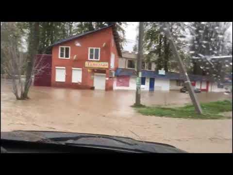 Хадыженск. Автостанция. 25.10.2018