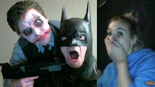 Joker Kills Batman on Omegle!