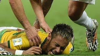 Brasilien unter Schock: WM-Aus für Neymar
