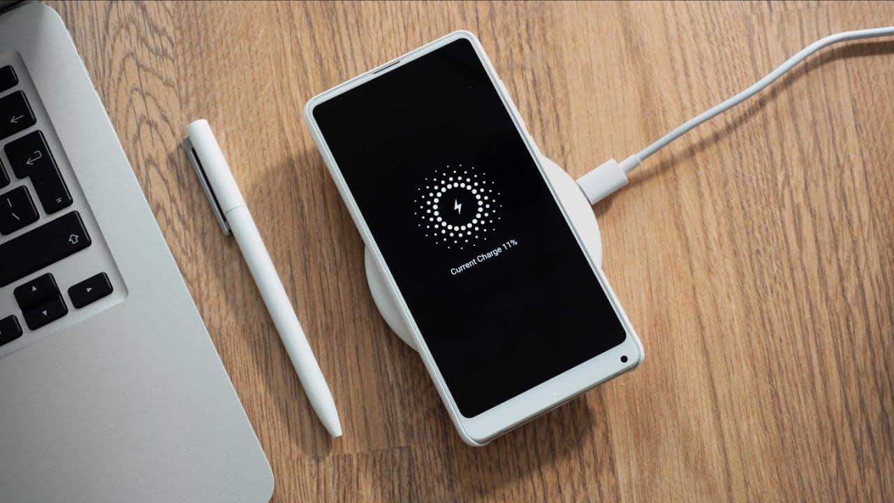 Nueva tecnología de carga inalámbrica llega a los teléfonos Xiaomi