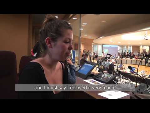 European Commission Open Day 2015 - Interpretation
