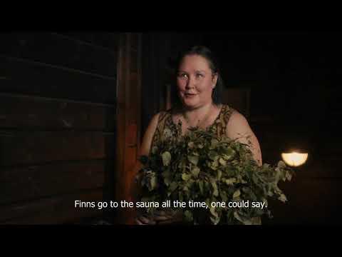Sauna culture in Finland