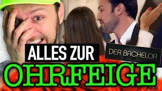 Bachelor 2018: Yeliz OHRFEIGE! 😱 😂 Bachelor Daniel KNUTSCHT alle! RTL