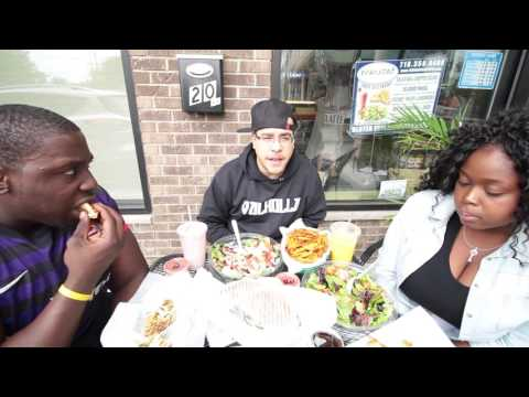 QLF Lift The Fork Ep. 6: Mangia Healthy Kitchen ft Rob Markman