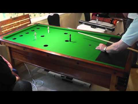 Guernsey Bar Billiards Pairs Open Round 1 - Series 2 - Game 1