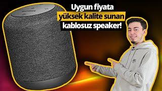 Uygun fiyata yüksek kalite sunan kablosuz speaker Soundcore Motion Q inceleme!