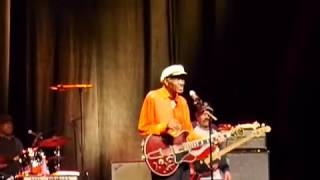 Chuck Berry Randers Denmark 2014 Reeling and Rocking