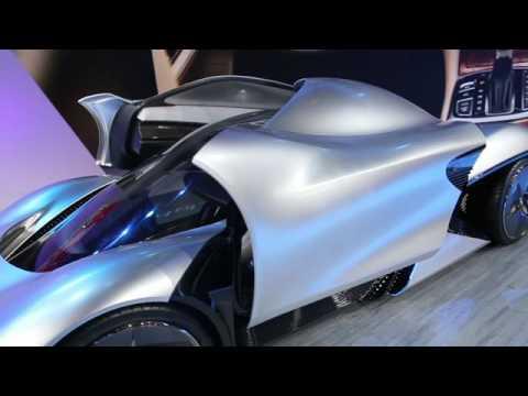 GAC Motors EnLight concept at Auto Guangzhou