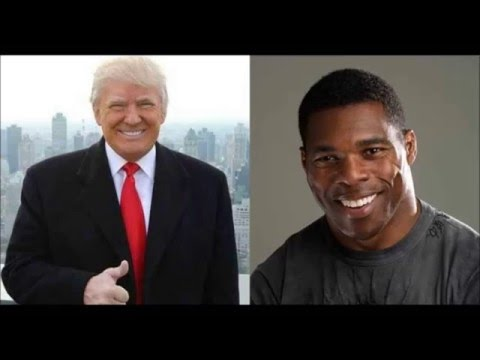 Herschel Walker Supports Donald Trump