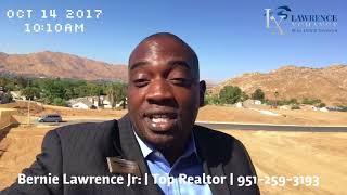 MORENO VALLEY NEW HOMES , BERNIE LAWRENCE JR