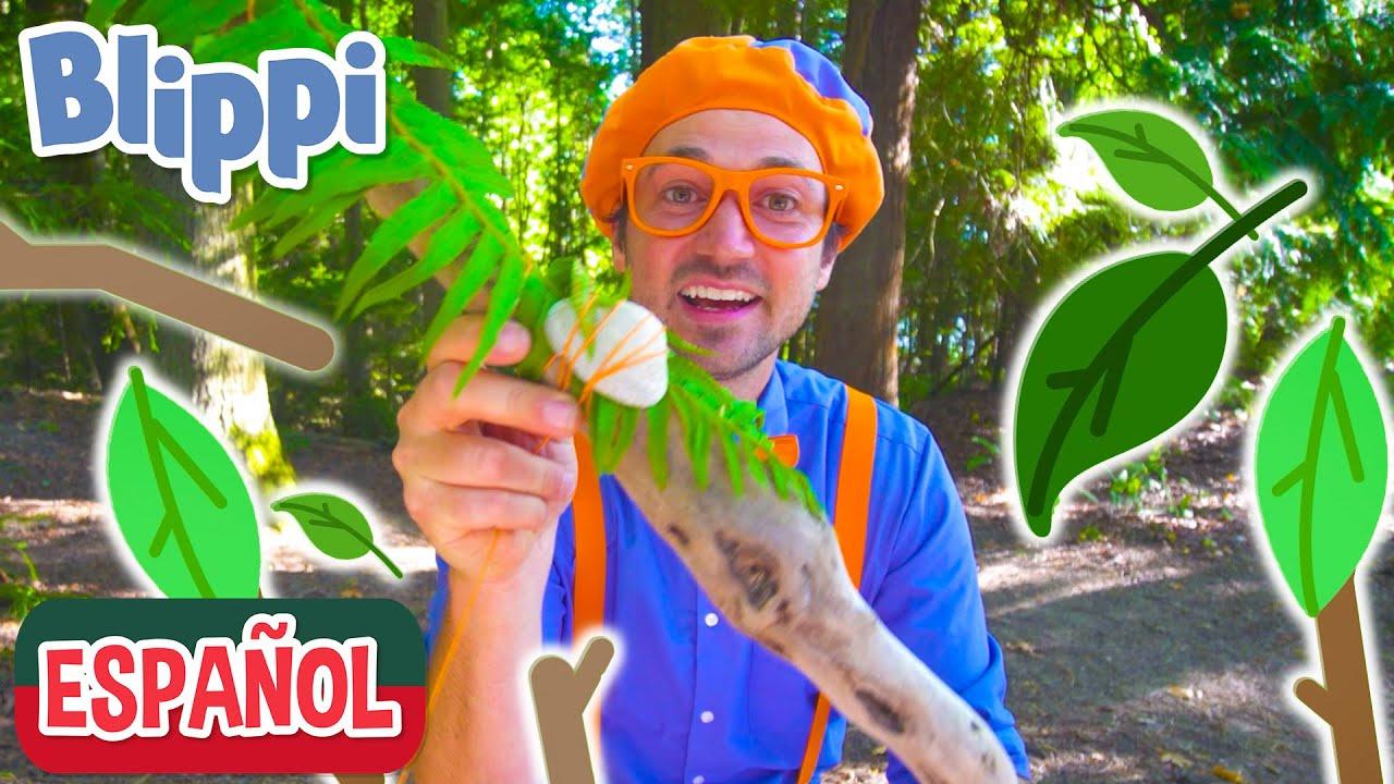 ♻️ Blippi visita una estación de esq♻️  | aprende con blippi | videos educativos