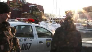 БРСМосковитські собаки напали на Т.Чорновіл та Патріотів. Ставицького на нари!