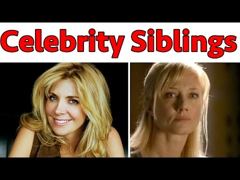 Celebrity Siblings  Natasha & Joely Richardson