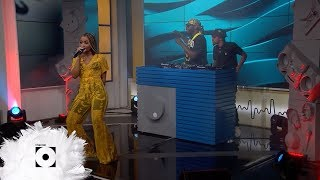 Sha Sha Performs 'Tender Love' With DJ Maphorisa and Kabza De Small - Massive Music | Channel O