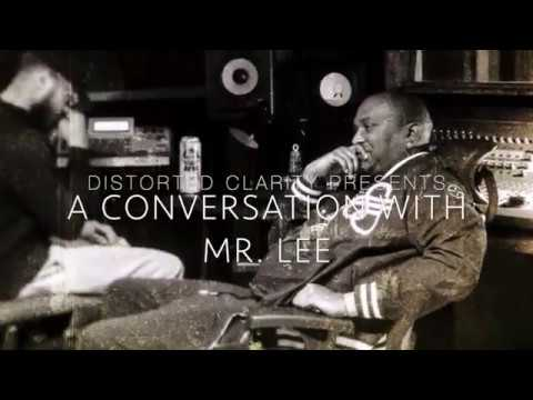 Interview with Mr. Lee