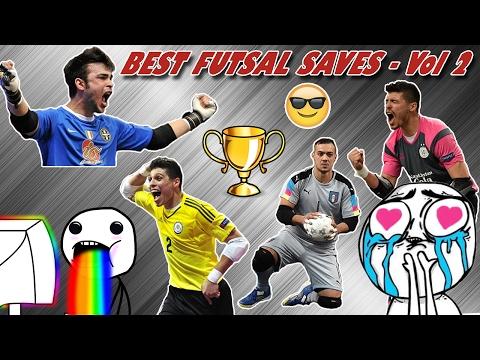 EPIC Futsal Saves - [HD] VOL 2 - 2017