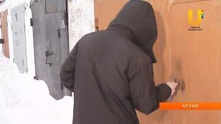 Воры украли из гаражей оборудования на 1 миллион рублей