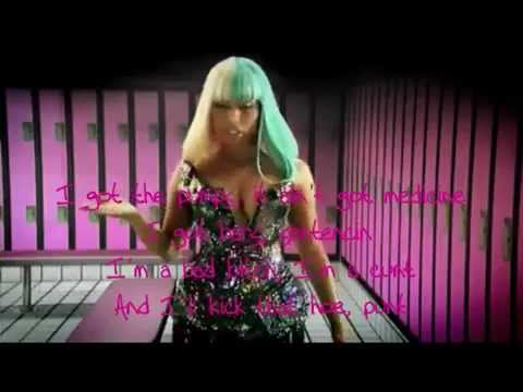 nicki minaj ft. eminem - dungeon dragon [official video].mp4