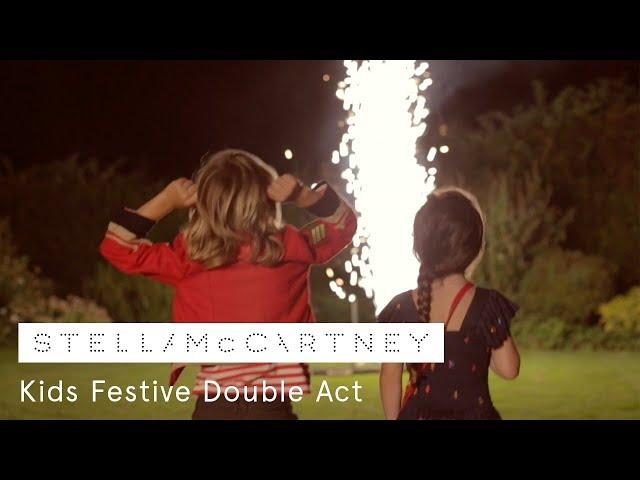 Stella McCartney Kids Festive Double Act