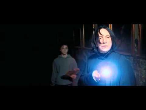 harry potter e il prigioniero di azkaban piton e lupin scena ita