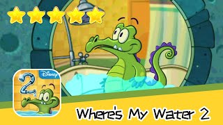 Where's My Water? 2 Level 23 Part 2 Walkthrough Exciting Adventure! Recommend index five stars