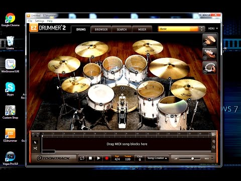 download ez drum