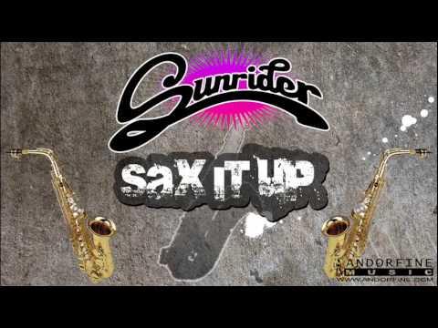 Sunrider - Sax it up