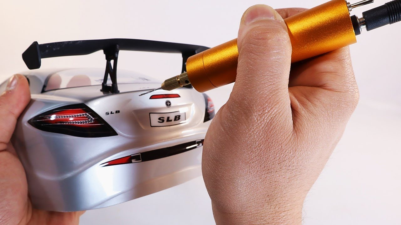 Portable Mini Electric Drills Handheld Micro USB Drill Diy Craft Tools X4C1