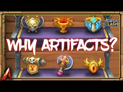 Why Artifacts Though? Castle Clash