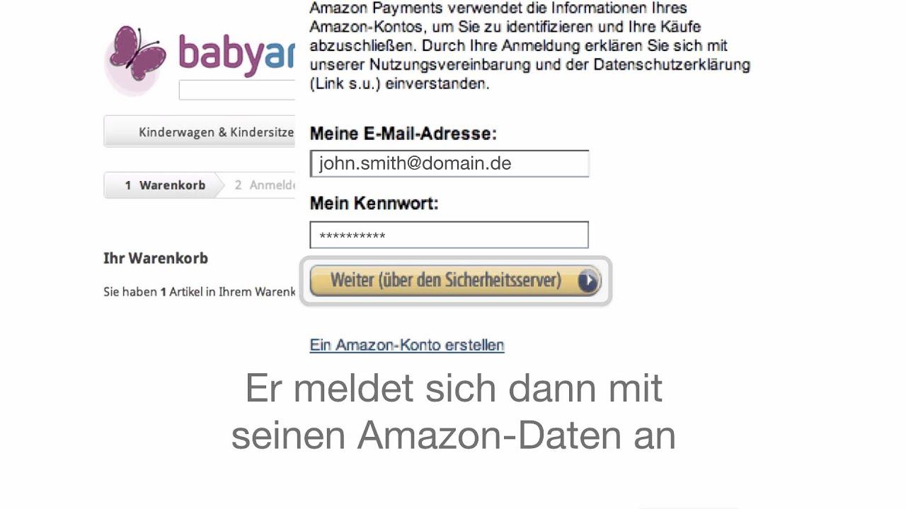 Amazon Bezahlmethoden