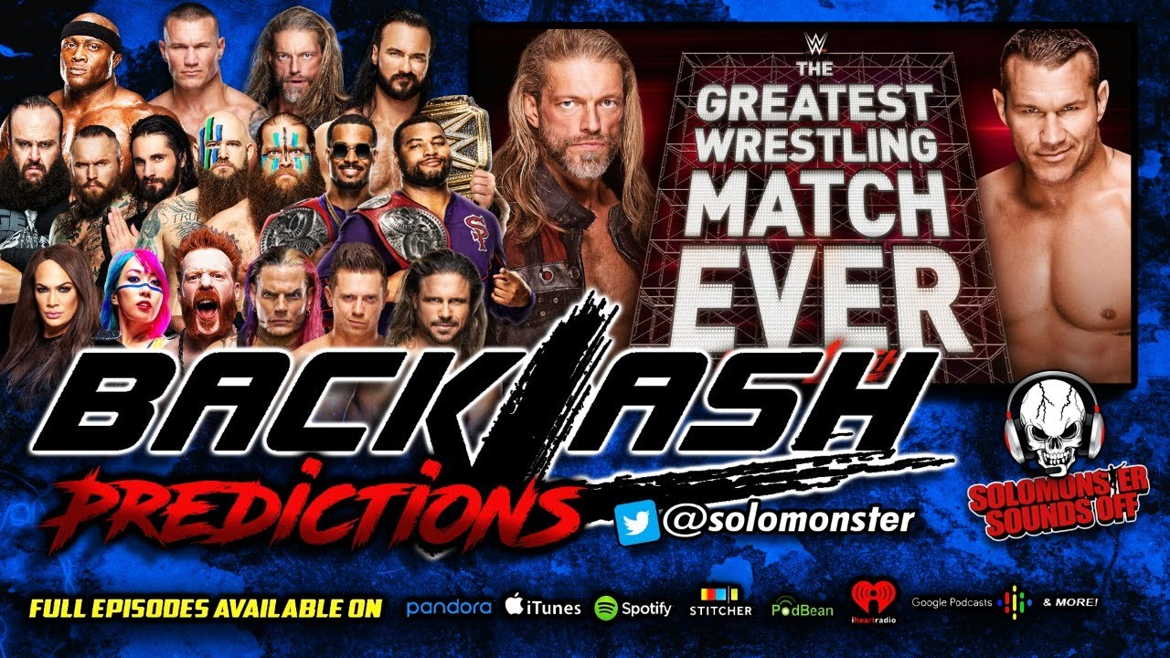 WWE Backlash 2020 Results: Reviewing Top Highlights and Low ...