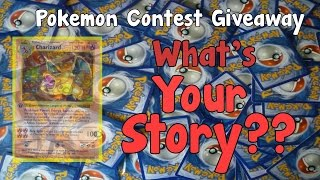 Pokemon Contest - WHATS YOUR STORY? - My Pokemon Story and Collection - Stafaband