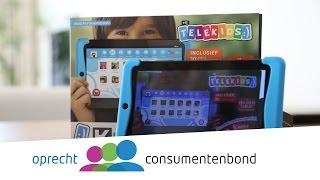 Kurio Telekids Tab 2 - Review (Consumentenbond)