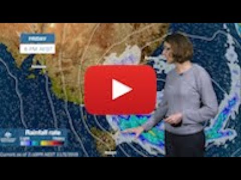 ⚠️Weather update: Cold snap for southeastern Australia, 11 May 2018