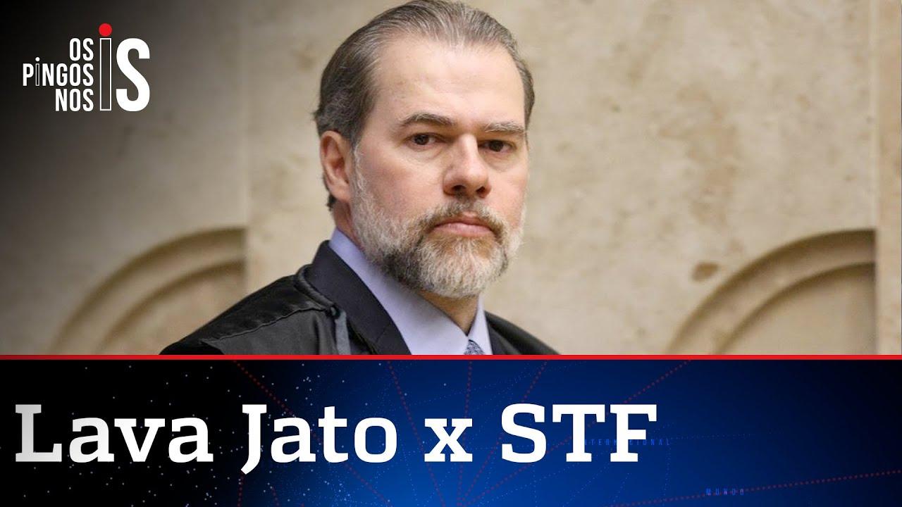 Toffoli obriga Lava Jato a compartilhar dados