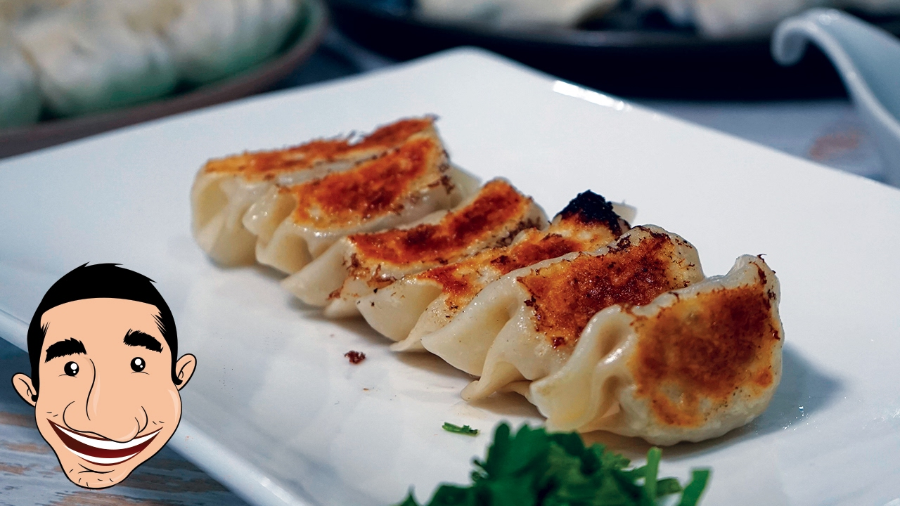 How To Make Gyoza Japanese Dumplings Recipe Japanese Recipes Youtube