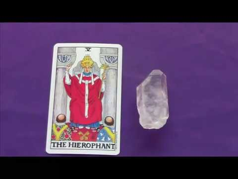 The Hierophant Major Arcana #5 - Meaning and Interpretation in a Tarot  Reading