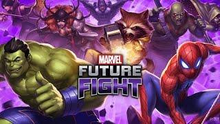 MARVEL FUTURE FIGHT - JÁ MATARAM O CAPITÃO AMÉRICA? (Android Gameplay PT-BR Português)