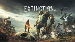 Extinction - Cinematic Announcement Trailer