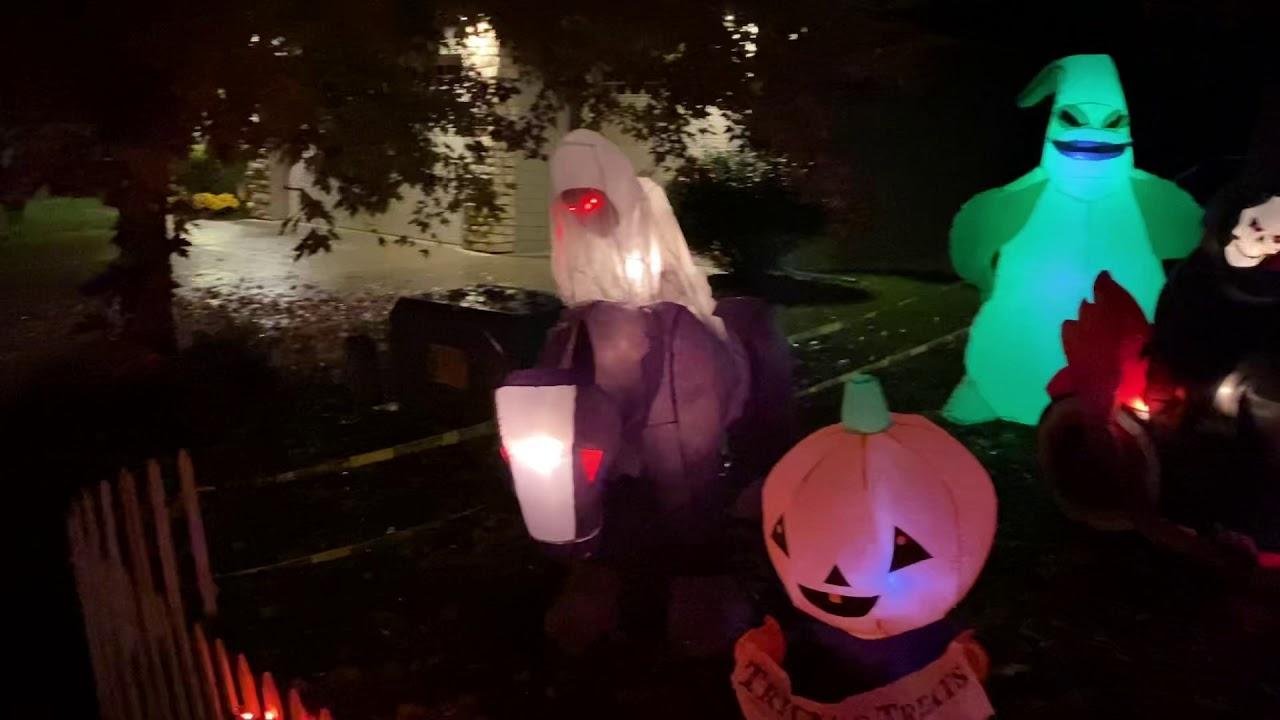 Halloween Display - 2020