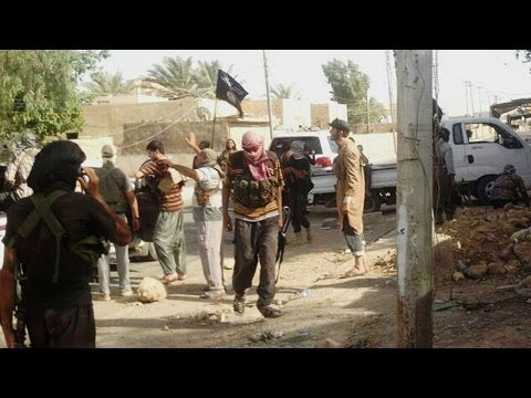 Islamist Militants on Deadly Drive for Iraqi Cities