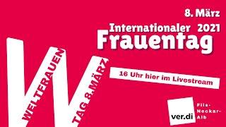Internationaler frauentag 2021 in ...